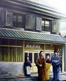木津屋の絵